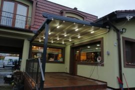 Project 2 – Patio Retractable Roof