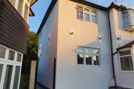 Project 7 – Exterior Insulation